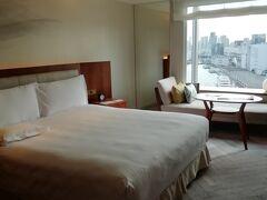 ホテル インターコンチネンタル 東京ベイに泊まる