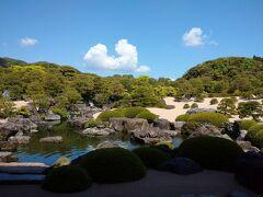 2021年5月足立美術館と米子城~鳥取砂丘と鳥取城