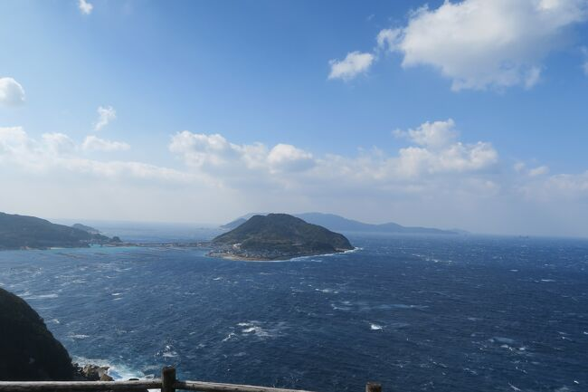 とびしま海道経由で愛媛、高知へ(3日目 足摺から海岸線に沿って松山へ)