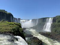世界一周旅行:イグアスの滝 (ブラジルサイド)