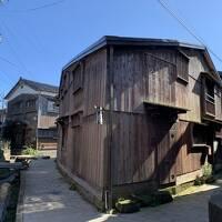 佐渡(佐渡南地区)_Sado (Minami-Sado area) 『宿根木』に『たらい舟』!独自の伝統が受け継がれる佐渡のもう一つの玄関