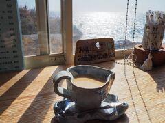 岬のカフェツーリング