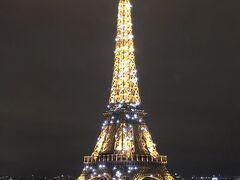部屋から眺めるエッフェル塔にうっとり!