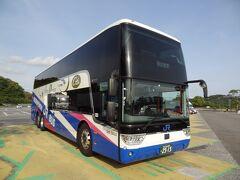 ザ 非鉄!バス&フェリー過酷旅・その1.西日本JRバス:グラン昼特急9号乗車記。