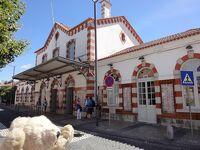 """初めてのリスボン 4(イタリア・スペイン・ポルトガル・オランダ 12日間の旅 6-4)世界遺産の街 """"Sintra""""、駅の周辺を軽く街歩き!"""