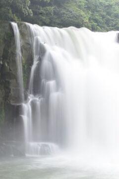鍋ケ滝の無念を関之尾の滝で晴らす・・・豪雨のあとの関之尾の滝