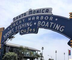 アメリカ 3都市を巡る旅♪ サンタモニカビーチ&Fat burger編