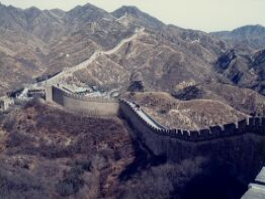 1989年北京・桂林・西安・上海9日間 万里の長城編