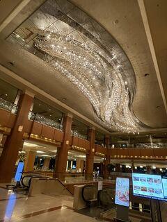 2021年5月 ロイヤルパークホテルのエグゼクティブフロアでステイケーション