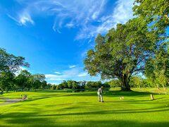 タイで32回目のゴルフ Lam Luk Ka Golf and Country Club