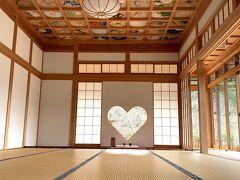 京都フレンチはセ・サンパで♪ジョエルのケーキ&インスタ映え!ハート窓の正寿院@ザ・ロイヤルパークホテルアイコニック大阪御堂筋