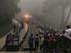 2016年GW 阿里山森林鉄道と3回目の台湾一周鉄道の旅(4)霧の阿里山森林遊楽区編