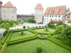 ドイツ2012年・麗しの5月:シシーの城を訪問する前に、難攻不落の名城ハールブルク城を見学する。