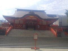 花園神社と昭和の新宿街歩き