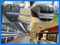 また横浜へ(1)ホテルニューグランドリピート。横須賀線新型グリーン車&横浜勝烈庵