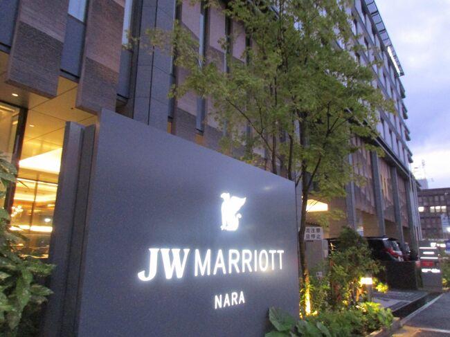 SPGアメックスの会員特典である、更新時にいただける無料宿泊ポイントを使いJWマリオット・ホテル奈良に宿泊しました。<br />今回はこのJWマリオット・ホテル奈良をご紹介したいと思います。<br />結論から言いますと大好きになりました!!!<br />とにかく居心地がいい!!!<br />最低グレードのDXキングでしたが、本当に快適なホテルでした(*^_^*)<br />もうリピしたい!!!
