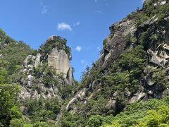 2021年5月 山梨旅行(2日目 昇仙峡)