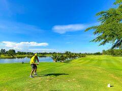 タイで33回目のゴルフ Racha Kram GOLF CLUB