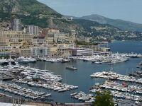 初夏のフランス、ぐるっと半周13日間 2.モナコとエズ