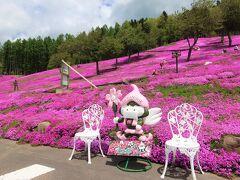 2021.5 芝桜公園と香りの里ハーブガーデン その①芝桜物語 滝ノ上町