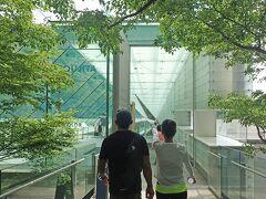 箱根のゲストハウス利用で、ポーラ美術館に行って来ました