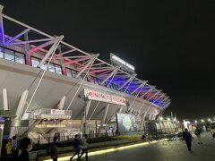 【2021】Jリーグ アウェー観戦 東京遠征 旅行記【日帰り】