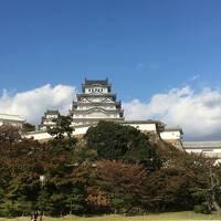 姫路城と龍野城..久々の旅行