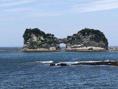 白浜~円月島~ペスカトーレまで散策