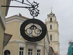 シニア夫婦2回目の北欧、バルト7カ国ゆっくり旅行25日 (21)ラトヴィアのリガからリトアニアのヴィリニュスに移動します(10月8日)