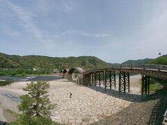 錦帯橋と宮島をめぐる岩国・広島の旅