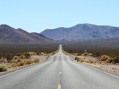 ラスベガス近郊レッドロックキャニオンと死の谷 デスバレー国立公園