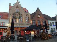 2019年ベルギーのX'sマーケット巡り【2】到着日のブルージュ散策