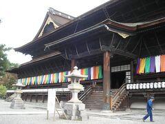 遠くとも 一度は参れ 善光寺、Zenkouji temple Nagano Prefecture