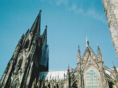 2007年春、フィルムカメラとガラケーの画像で振り返るヨーロッパ卒業旅行(その4・ケルンへ大移動)