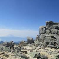 日本百名山<金峰山(きんぷさん)>ソロ登山・テント泊