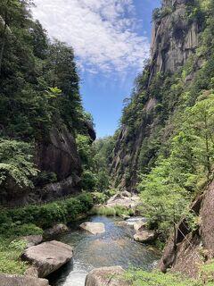 DQW長野回遊サクサク編 Day 2/4 萌木の村、信玄像、昇仙峡、富士QHL、メットライフD、長瀞タッチ