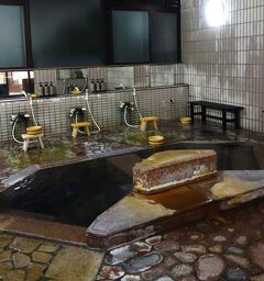信州週末家出⑨ 戸倉上山田温泉 2食付2,400円の宿 ~バイトに通うだけなのに の巻~