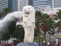 2011 世界一周(最終編) ~ ⑮ シンガポール、韓国 ソウル ~ シンガポールではマーライオン、ソウルでは焼肉堪能