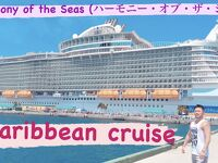 Harmony of the Seas(ハーモニー・オブ・ザ・シーズ)乗客乗員8000名!動く街!