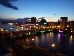 日本の北の果てまで行ってやるぅ  8  世界三大夕陽の町、釧路