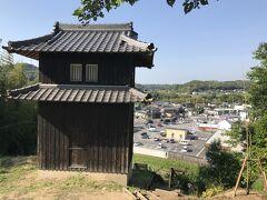 兵庫県の城跡巡り:淡河城跡(神戸市北区)、眺めの良い丘陵地に遺構が残る興味湧く城跡