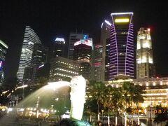 シンガポール 2泊3日のハードスケジュールでした