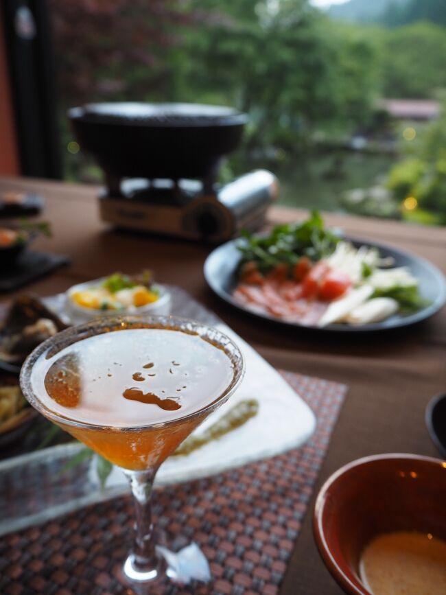 おいしいものを食べてゆっくりするだけの温泉旅行/船山温泉3回目