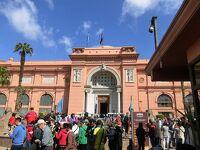 旅行会社の誇大広告に騙されたナイル川クルーズの旅 26 エジプト考古学博物館 1(前編)