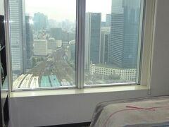 東京の超高層ホテル2カ所に泊る2泊3日 誕生日記念旅行【『ホテルメトロポリタン丸の内』宿泊編】