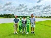 タイで36回目のゴルフ Amata Spring Country Club