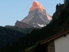 スイスの旅行記