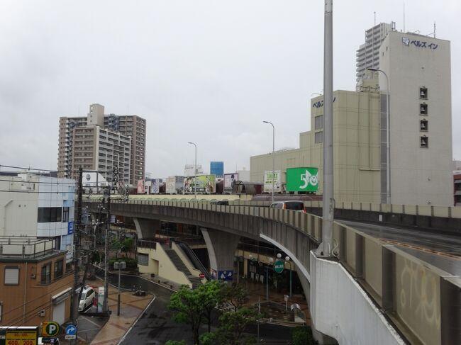 我が子の外来診察上京、3日目。診察は午後なので、午前中は土浦で自由な時間を過ごせました。<br /> 「商都」として歴史ある街だけに、街づくりもダイナミックで独特。1時間の散歩で、ずいぶん楽しめました。<br />