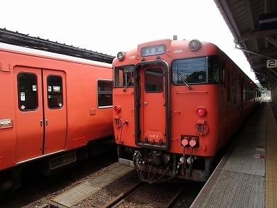1. 山陰本線と一畑(いちばた)で行く! 観光列車も楽しい 鳥取・島根の旅《砂丘に行かなかった鳥取編》