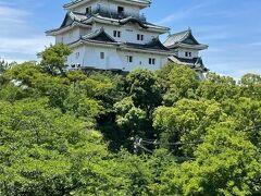 和歌山城をぶらぶらして